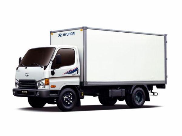 Hyundai — объем 14-18 м3