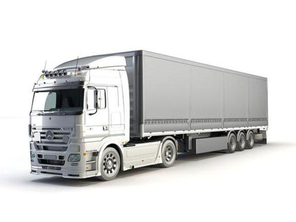 Mercedes — объем 30-45 м3