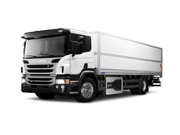 Scania — объем 82-96 м3